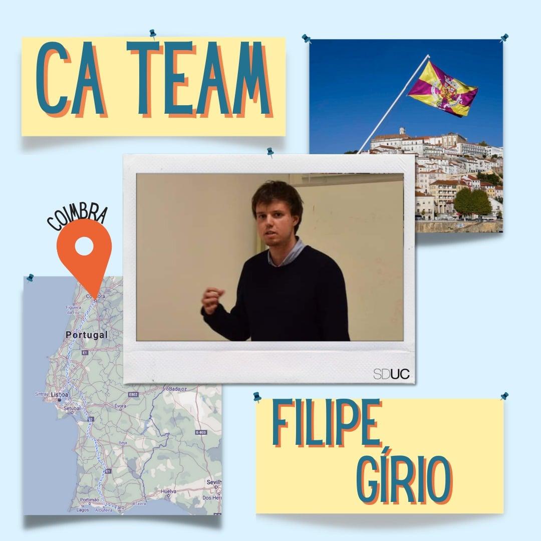 CATeam Open Centro Sul Filipe Girio