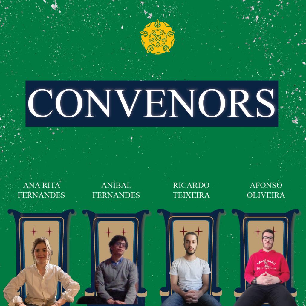Convenors Open Digital do Norte 2021