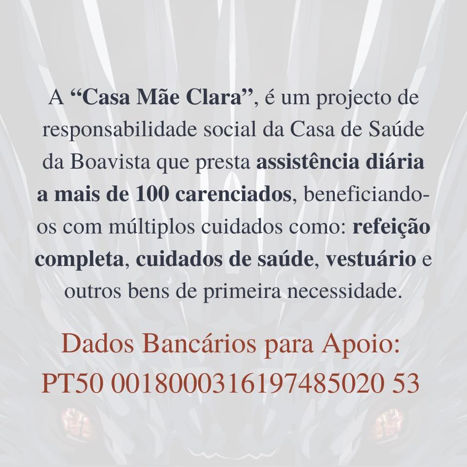 ODN 2021 Descrição Projeto Casa Mãe Clara