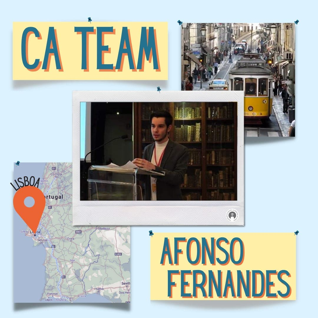OCS 2021 CA Team Afonso Fernandes