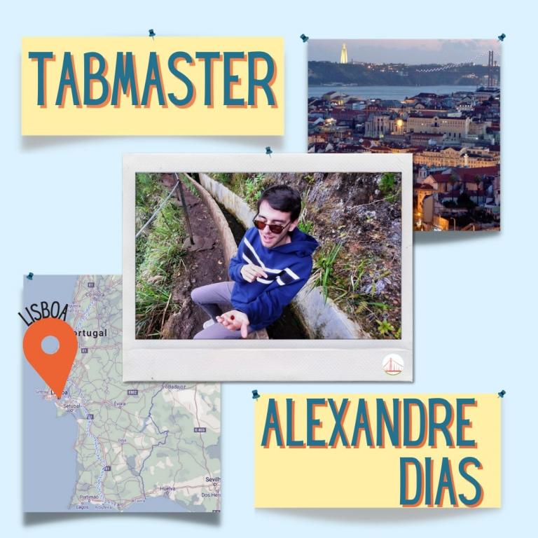 Tab-Master OCS 2021 Alexandre Dias