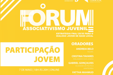 Fórum do Associativismo Juvenil - Participação Jovem